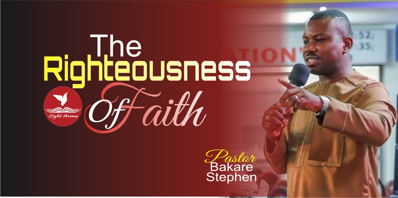 Righteousness of Faith